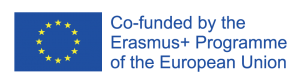 Co-funded by Erasmus+ EU Programme